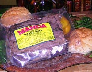 Manda Beef Recall