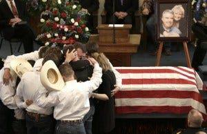 TX DA Funeral