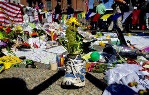 Boston Marathon Explosions Photo Package