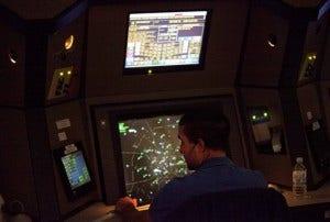 Spending Cuts Air Traffic