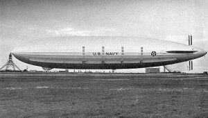 USS Akron Disaster