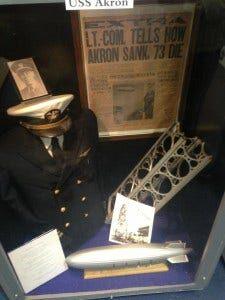 USS Akron - Lakehurst