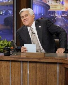 TV Tonight Show Leno Fallon