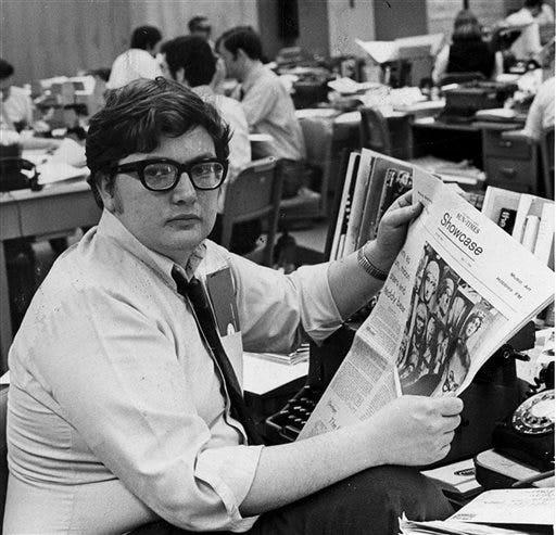 legendary film critic roger ebert dies at 70 news
