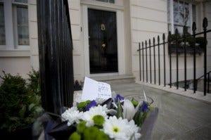 Britain Obit Thatcher