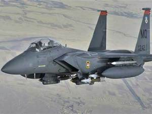 Air Force Fighters Grounded