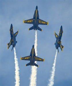 US--Blue Angels