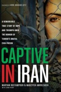Captive In Iran Book Cover