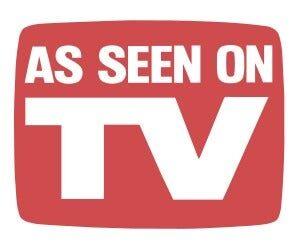 As Seen on TV Logos