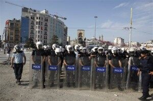 Turkey Protests file photo