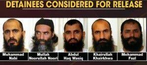 TalibanDetainees