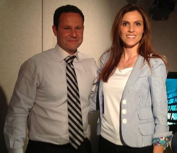 """VIDEO]: Taya Kyle On Husband Chris Kyle's Death: """"HE WASN'T TOLD THE"""