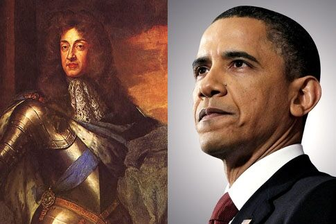 AUDIO] Judge Michael McConnell Relates Obama to King James