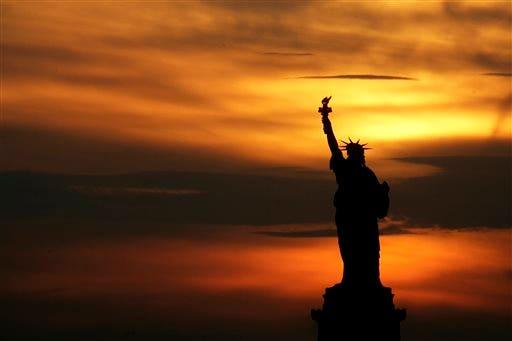Travel Trip Seeing Miss Liberty