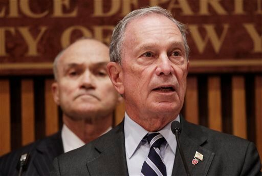 Michael Bloomberg, Ray Kelly