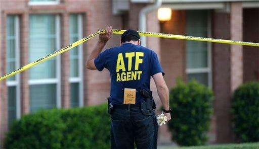 APTOPIX Dallas Shootings
