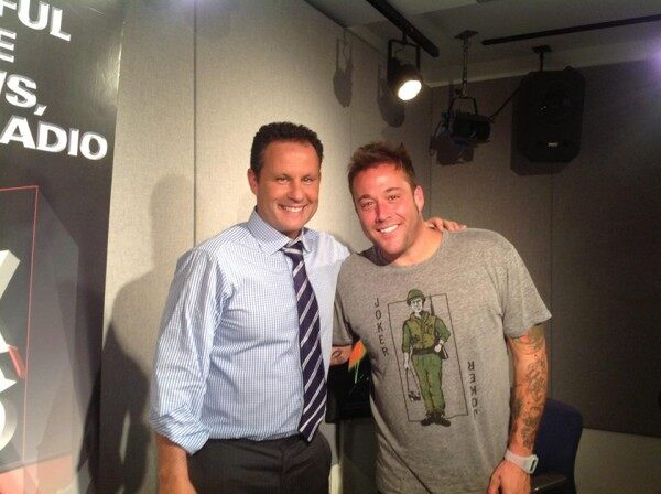 Brian Kilmeade Uncle Kracker