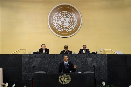 68th UN General Assembly New York