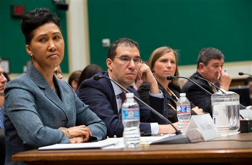 Cheryl Campbell, Andrew Slavitt, Lynn Spellecy, John Lau