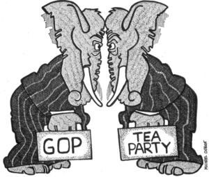 GOP Civil War