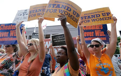 Texas Abortion Restrictions Lawsuit