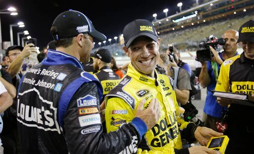 Matt Kenseth, Jimmie Johnson