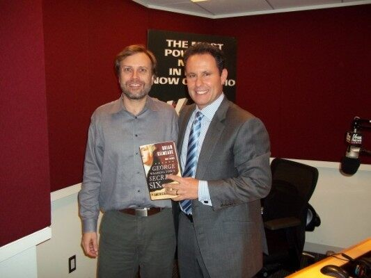 (FOX News Radio's Dave Anthony and Brian Kilmeade)