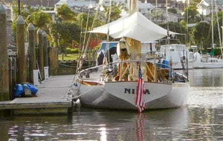 (AP Photo/Maritime New Zealand)