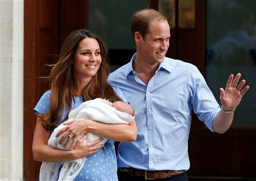 YE  Britain Royal Baby
