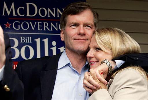 Bob McDonnell, Maureen McDonnell
