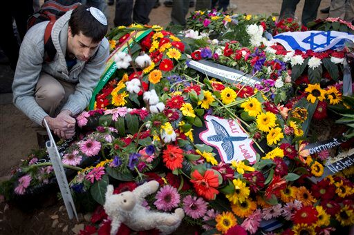 APTOPIX Mideast Israel Ariel Sharon