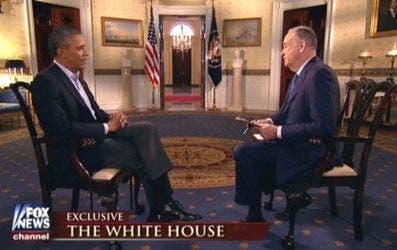 Obama v O'reilly