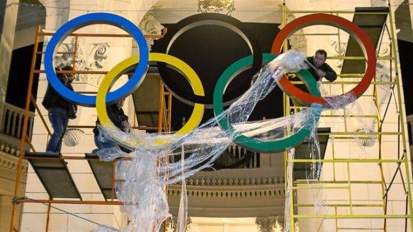 Russia Sochi Olympics logo