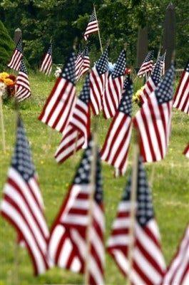 Memorial Day Scene