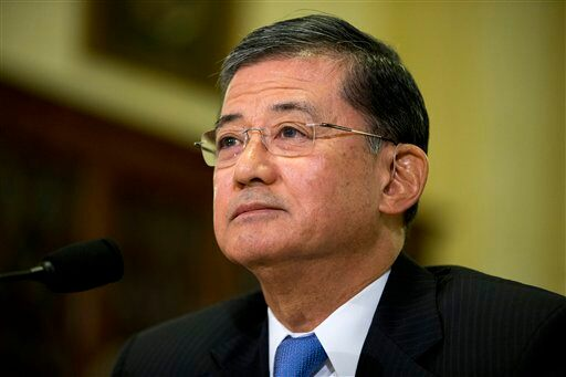 Veterans Affairs Secretary Eric Shinseki (AP File Photo)