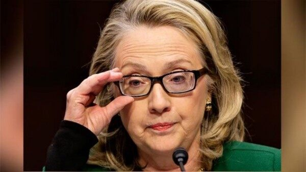 Hillary Clinton glasses 2