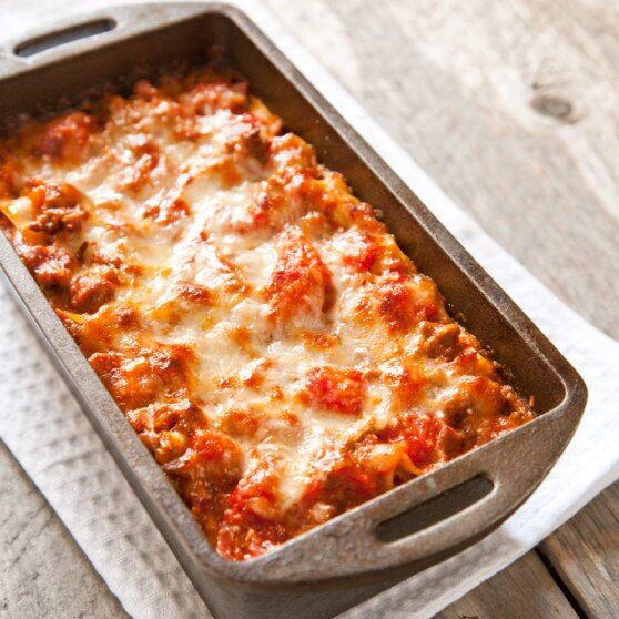 Lasagna For Two America S Test Kitchen