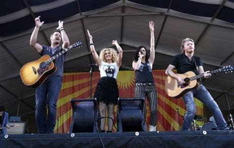 Little big town tour dates in Sydney