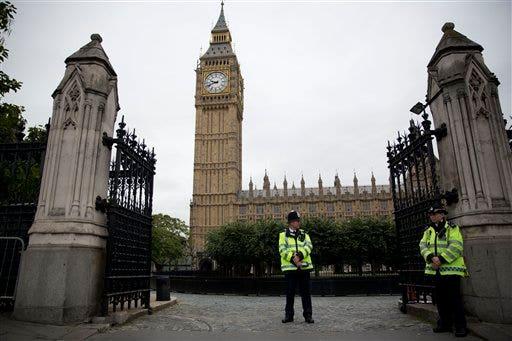 Britain Terror