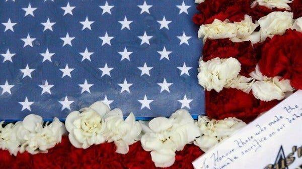 American Flag 9-11
