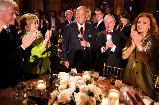 (AP Photo/Carnegie Hall, Chris Lee, File)