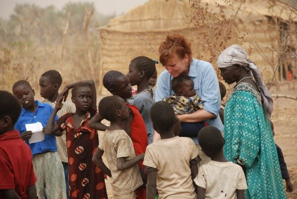 Kimberly L Smith in Sudan (1)