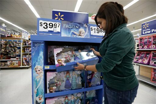(Photo by Brandon Wade/Invision for Walmart/AP Images)