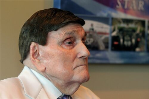 Ernest Angley   -  Photo Credit: Phil Masturzo- AP