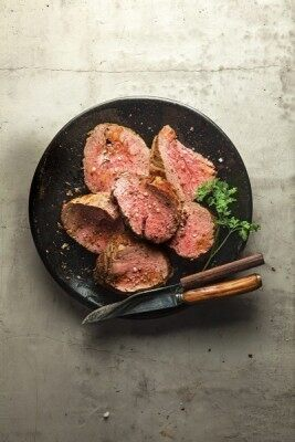 Rosemary-Rubbed Beef Tenderloin  Saveur: The New Classics Cookbook