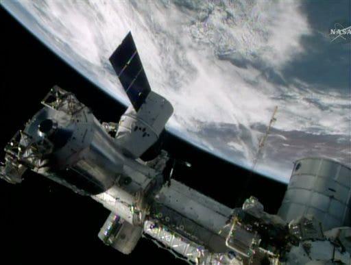 (AP Photo/NASA-TV, File)