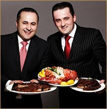 Sinanaj Brothers - Empire Steak House