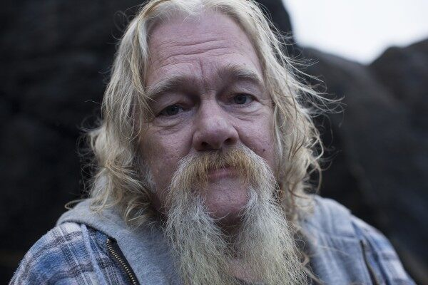 Bil Brown patriarch of the ALASKAN BUSH PEOPLE