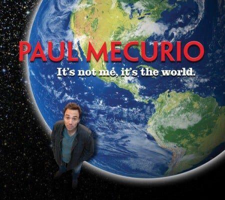 Paul Mecurio album