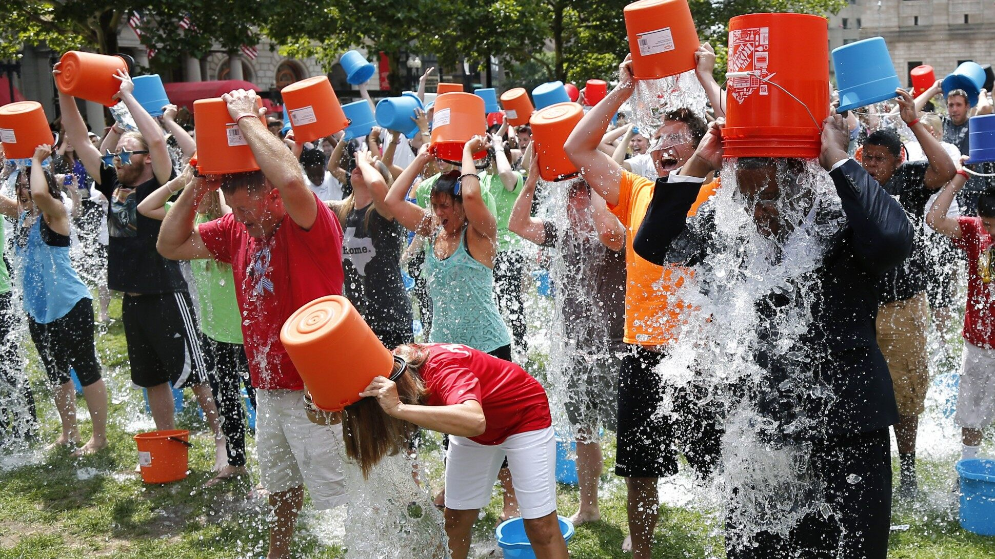 AFMW: Pat Quinn, Co-Creator of the ALS Ice Bucket ...